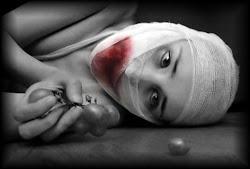 Porque hay cicatrices que no son visibles, que están dentro.