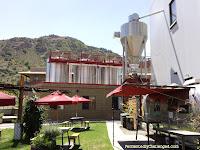 Ska Brewing outdoor patio