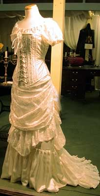 Loving every moment in life victorian dresses and me for Victorian era wedding dresses