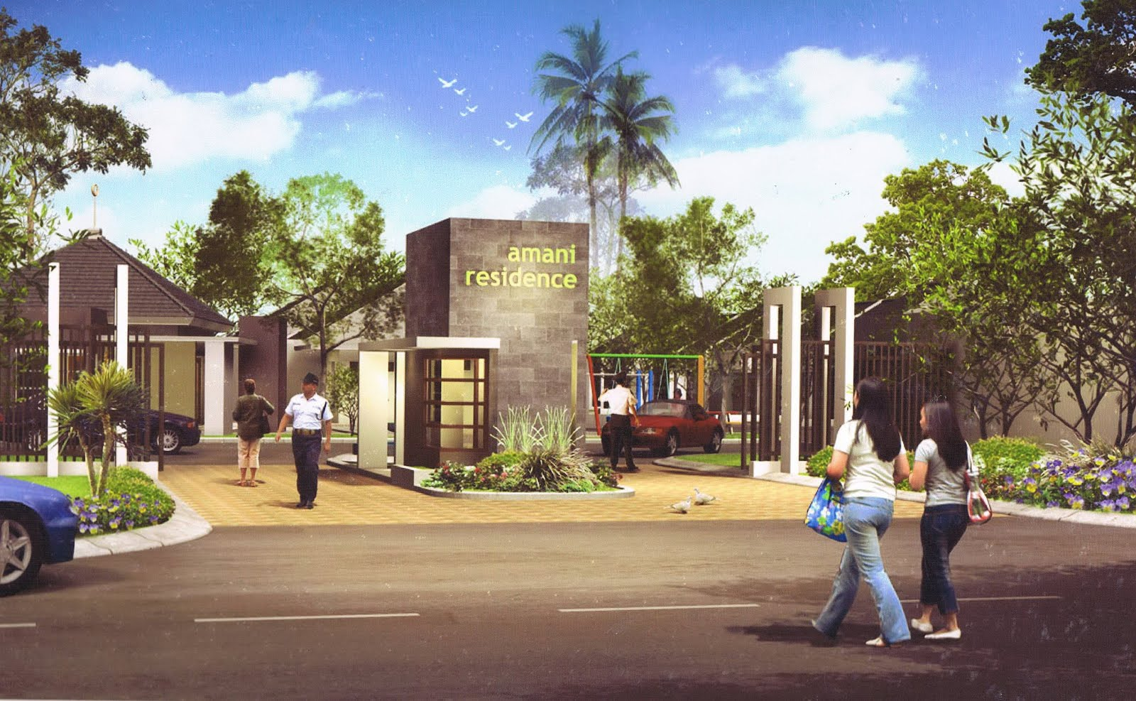 Green Amani Residence