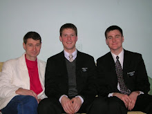 Sergey, Me and Elder Gerard