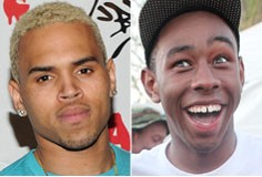 Twitter Beef Round 2  Chris Brown VS Tyler The Creator and Frank OceanTyler The Creator And Chris Brown