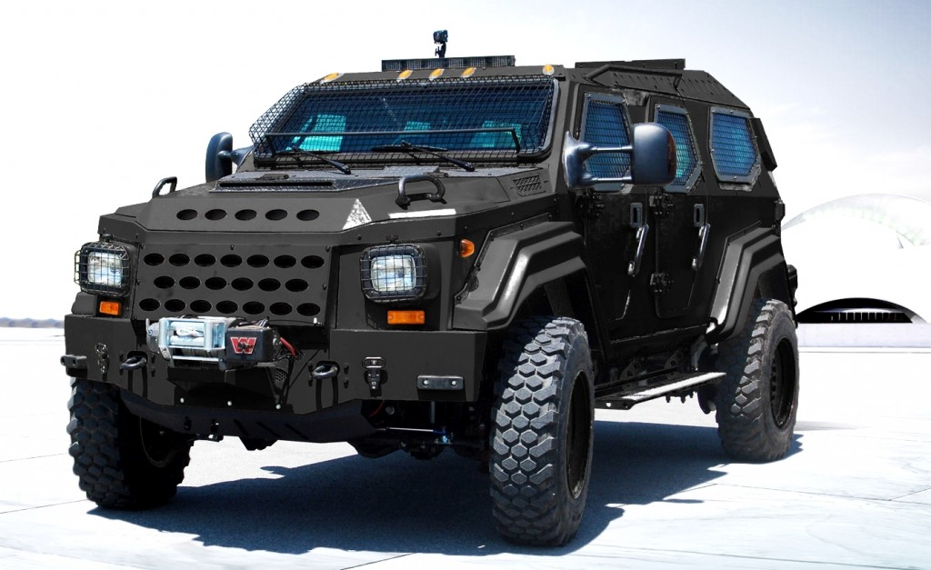 Armet Armored Vehicles Gurkha