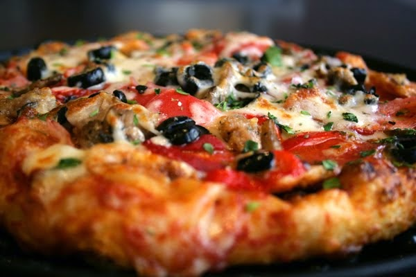 How To Make Healthy Brick Oven Pizza