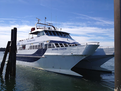 The Salem Ferry