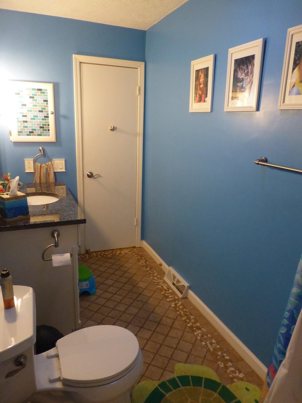 how to fix bathroom salves