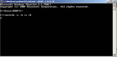 Data Flashdisk tidak terbaca
