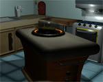 Solucion E3D: Kitchen Escape Guia