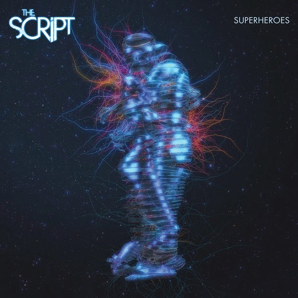 The Script - Superheroes - Single Cover