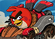 Angry Birds Race Puzzle