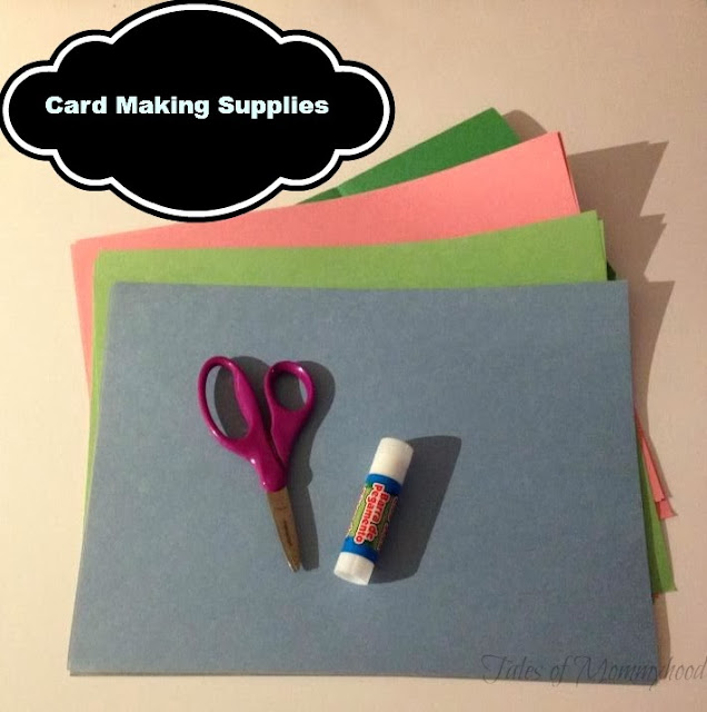Walmart, giving back, cbias, card making