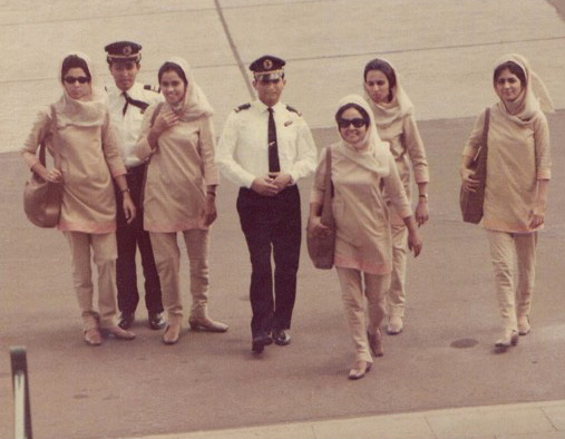Airline-Dress-Fashion-In-Pakistan-India-Asia