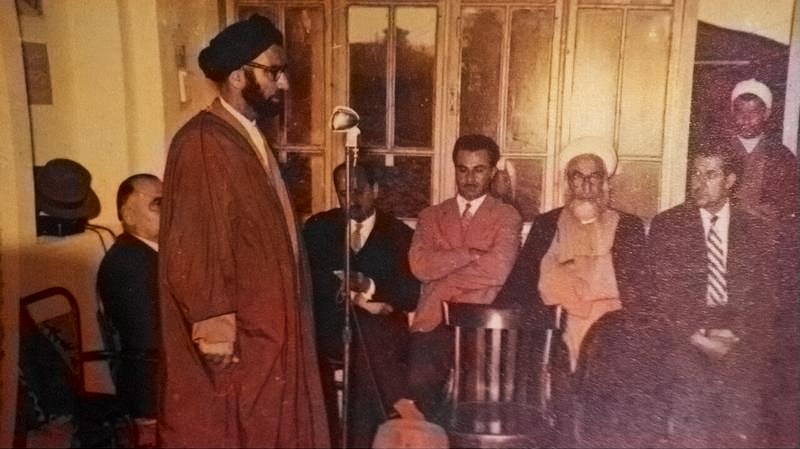 میر محمد علی صدرایی اشکوری