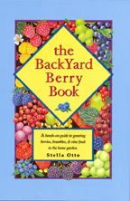 backyard berry book
