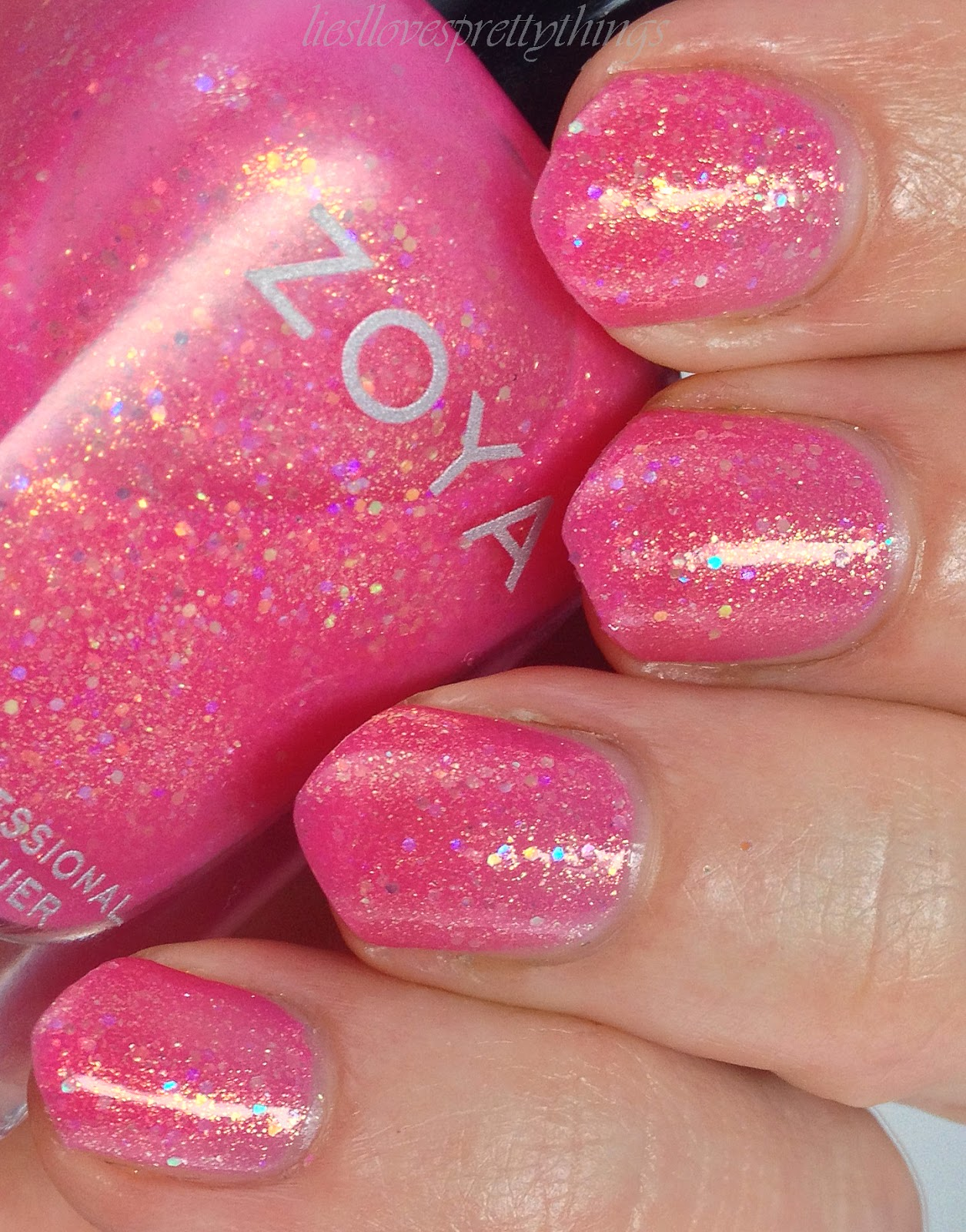 Zoya Harper swatch and review
