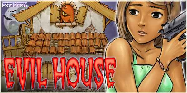 Evil House Mobile Game Free Download | Jar (240x320) Play Online