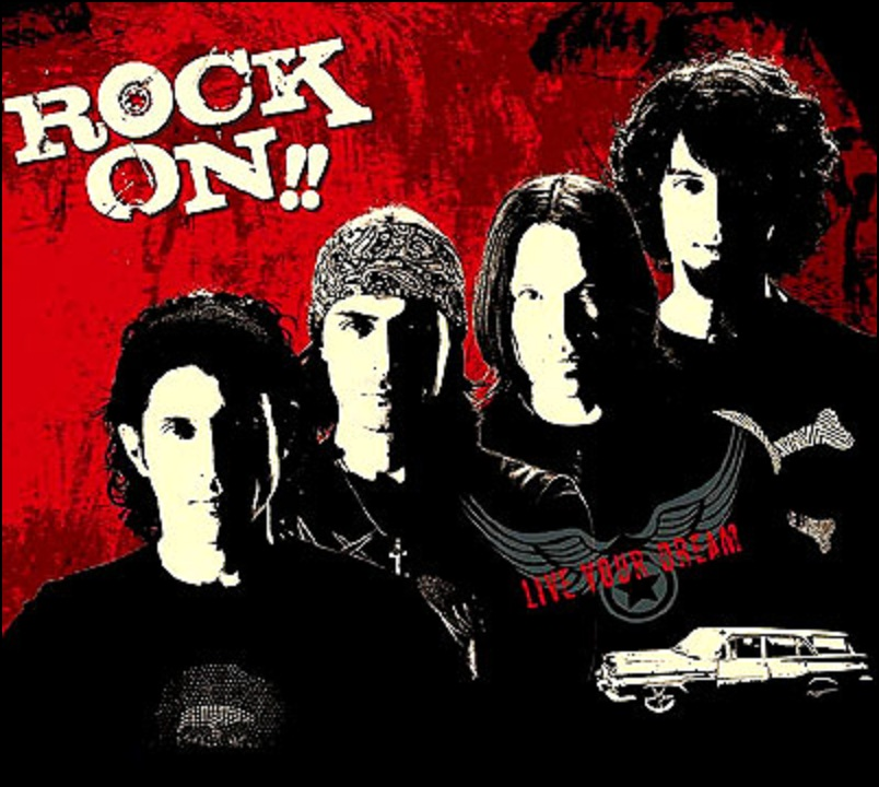 rock on video download