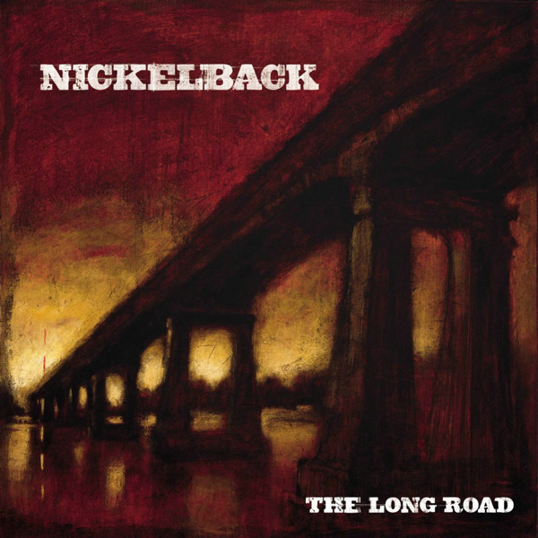 Nickelback - The Long Road Cover