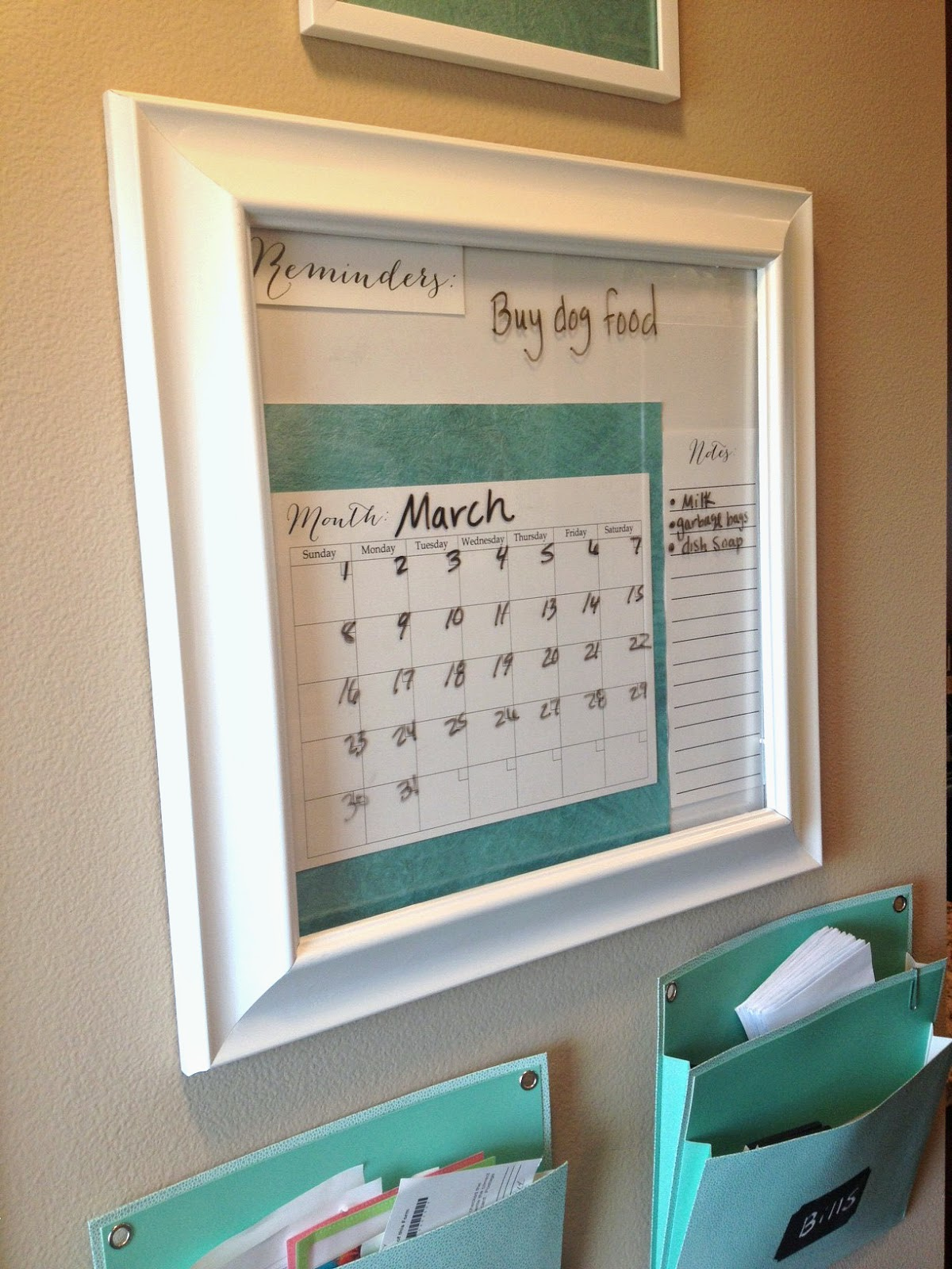 make monthly calendar excel