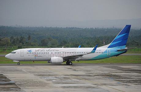 Garuda Indonesia Boeing 737-800 PK-GER
