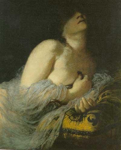 arnold bocklin cleopatra