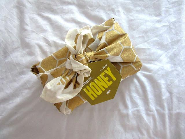 lush gift honey