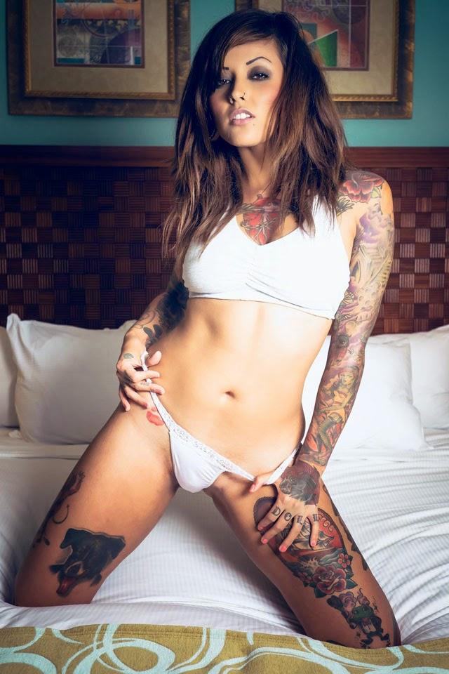 TK Horan Sexy Nude Pics - Tattoo Models