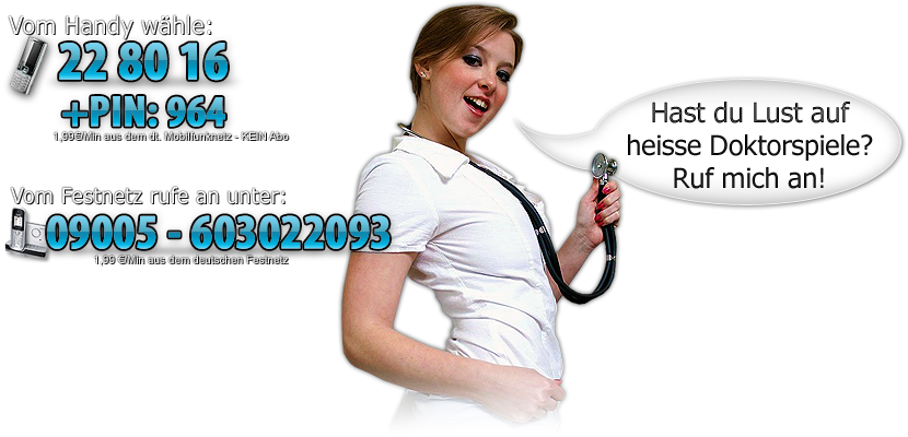 Telefonsex Krankenschwester
