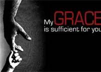 My Grace is Sufficient (Image courtesy of optimisticjourney.com)