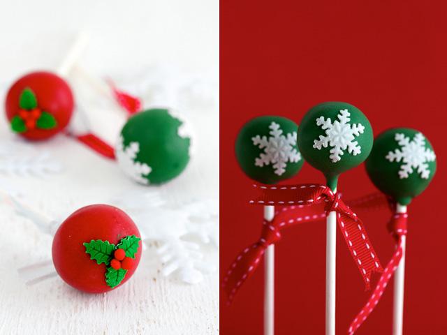 Cake Pops for Christmas - Cake Pops For Christmas €� Shades Of Cinnamon