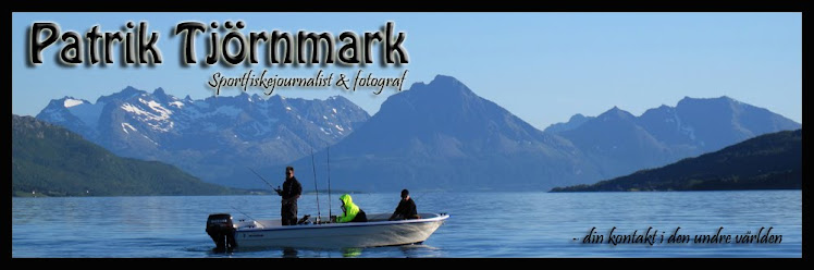 Sports Fishing Journalist and Photographer Sports fishing Sweden