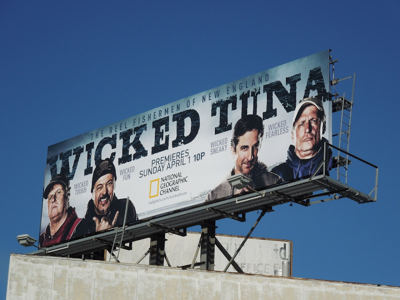 Wicked Tuna billboard