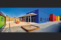Bressoles de Badalona Uni Dori de AIA arquitectes