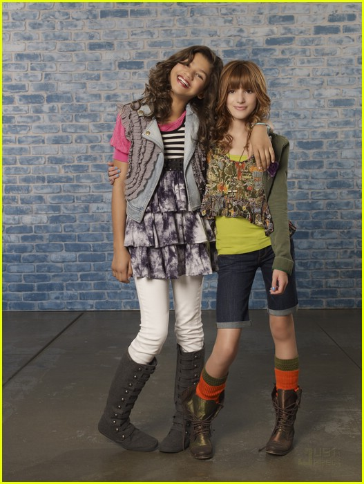 Shake It Up  Nueva Serie De Bella Thorne Zendaya And Bella Thorne Shake It Up