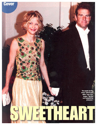 Meg Ryan and Dennis Quaid Wedding