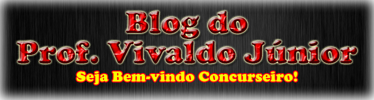 Blog do Prof. Vivaldo Júnior