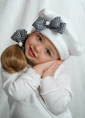 Cute and Lovely Pictures of Baby Girl Child