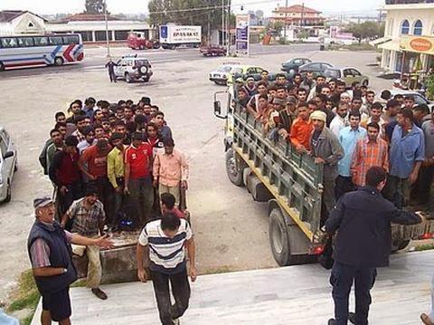 Συνεχίζεται αμείωτη η εισβολή των λαθρομεταναστών στην χώρα. Ο Δένδιας είναι ακόμη υπουργός;