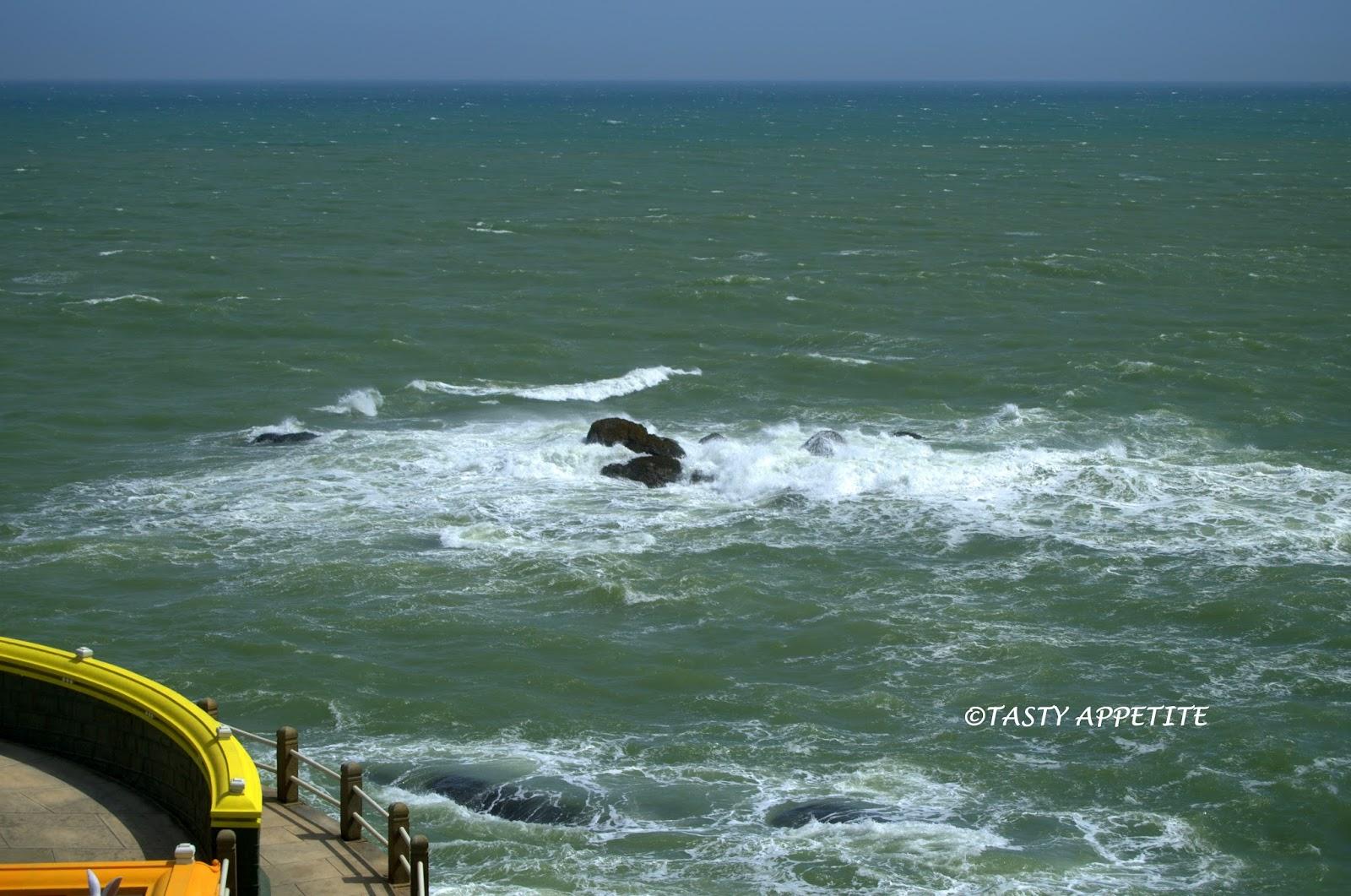 A Refreshing Holiday to Kerala - God's Own Country..! Leela Kovalam
