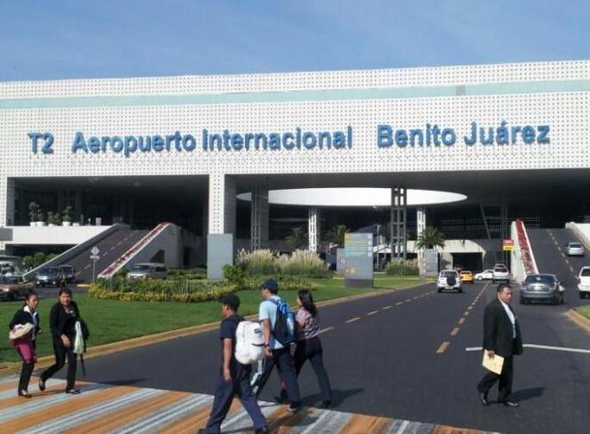 Modifican el aeropuerto de ciudad de m xico para recibir for Puerta 6 aeropuerto ciudad mexico