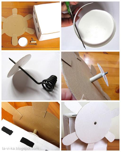 Как сделать компас из бумаги своими руками 95