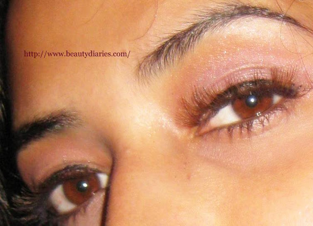 Ardell Invisiband Eyelashes Demi Wispies (Brown)