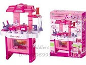 Kitchen set @ pink