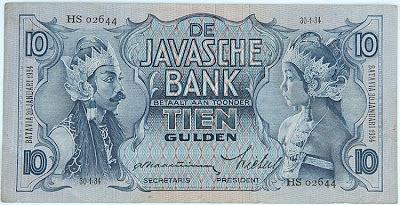 uang de java bank