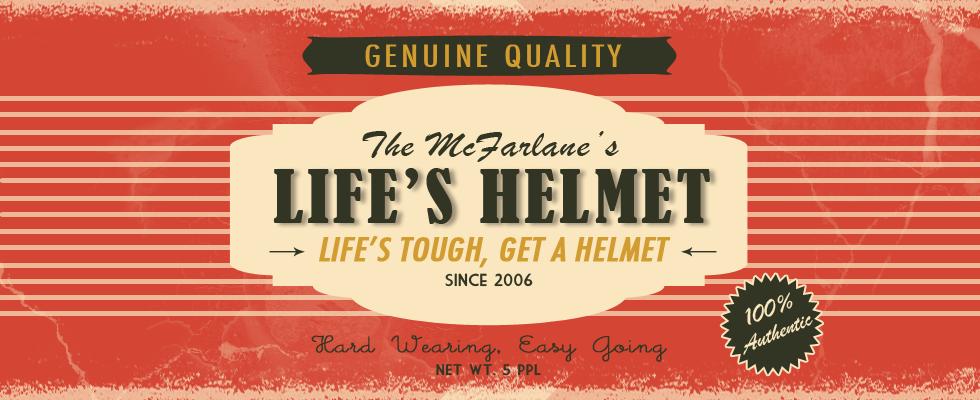 Life's Helmet
