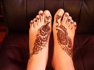 Side Feet Mehndi Designs : Simple mehndi designs feetsliteratura por un tubo