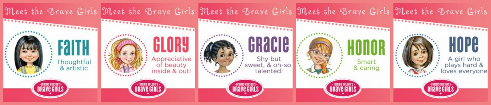 Tommy Nelson Brave Girls | #tommymommy #sponsored #tnbravegirls