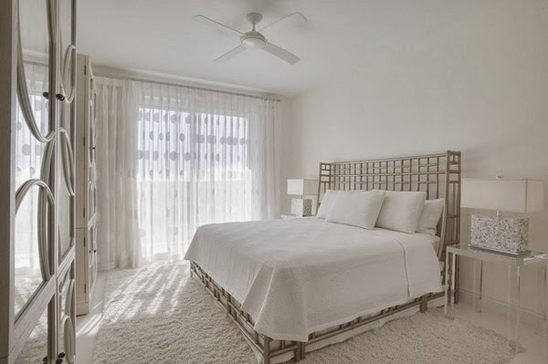 White Room Decor modern bohemian lifestyle: white room decor ideas