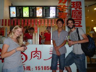 que beber en china