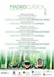 concierto coro CEU San Pablo 2015